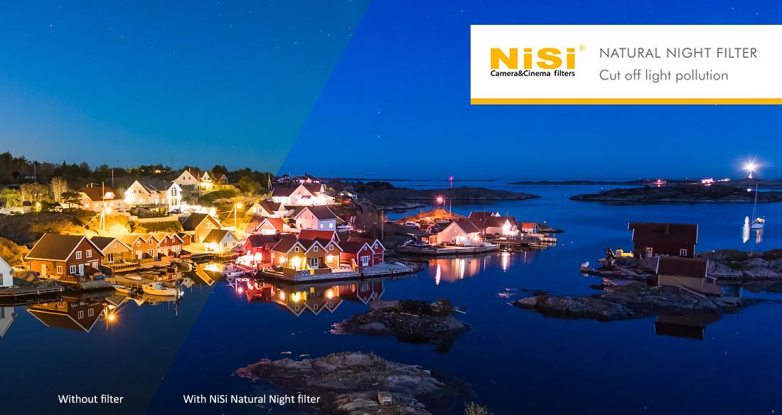 NiSi Natural Night filter